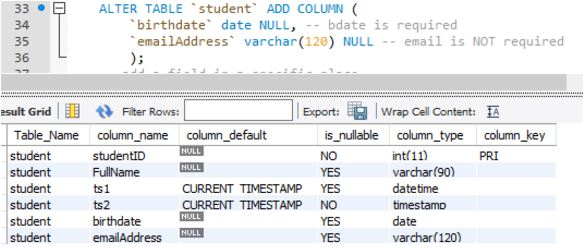 SQL Guide - ALTER TABLE - Guide - The freeCodeCamp Forum