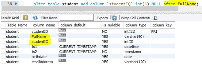 Sql Guide Alter Table Guide The Freecodecamp Forum