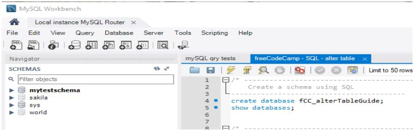 Sql Guide To The Create Table Command Guide The